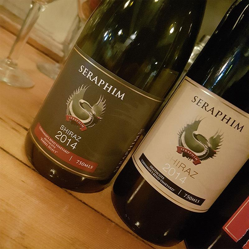 Seraphim Wines   Bicaros